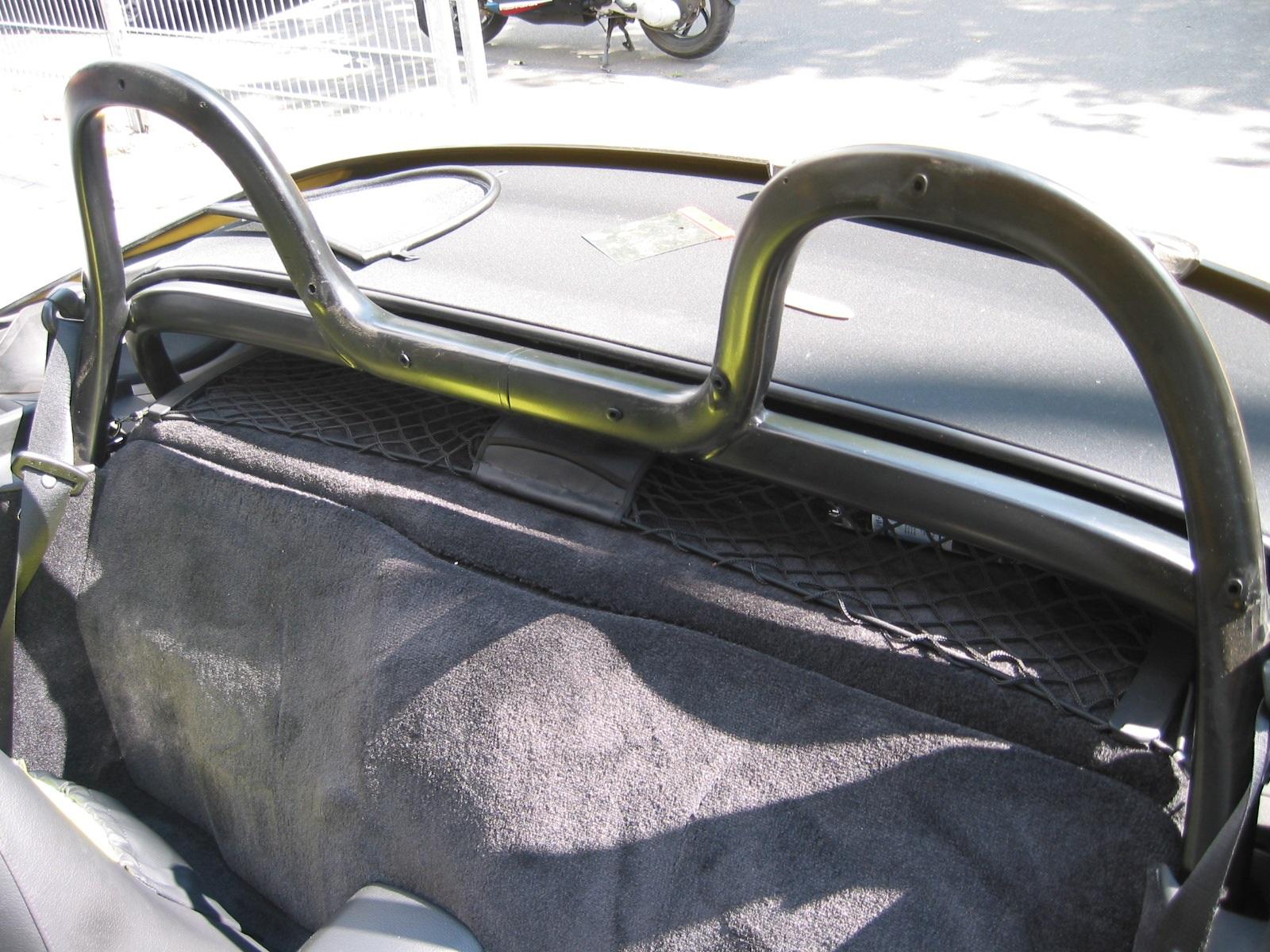 AIRAX Windschott für Porsche Boxster Typ 986 Bj.1996 bis 2004