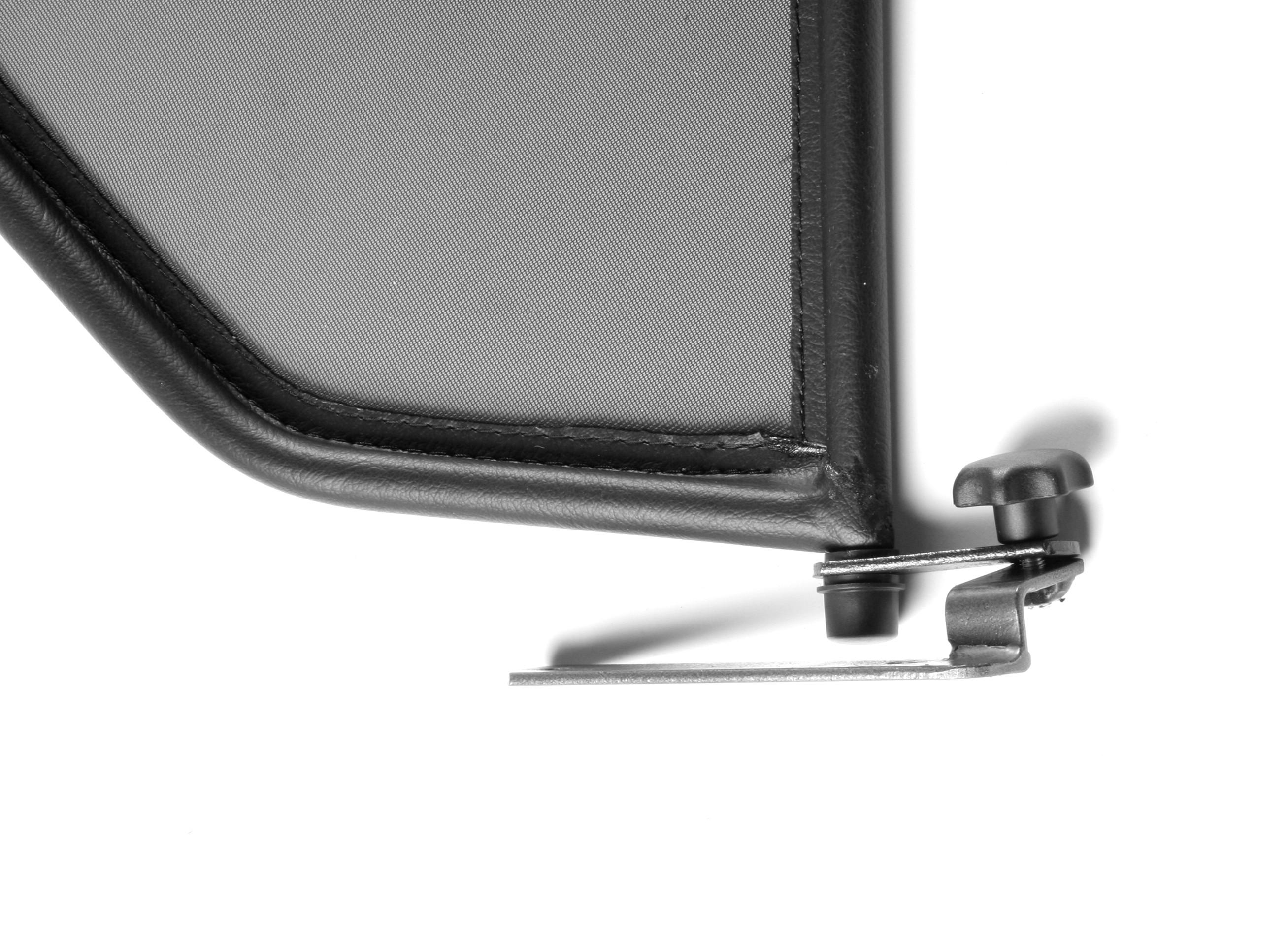 bmw z1 roadster 1991 windschott in schwarz ebay. Black Bedroom Furniture Sets. Home Design Ideas