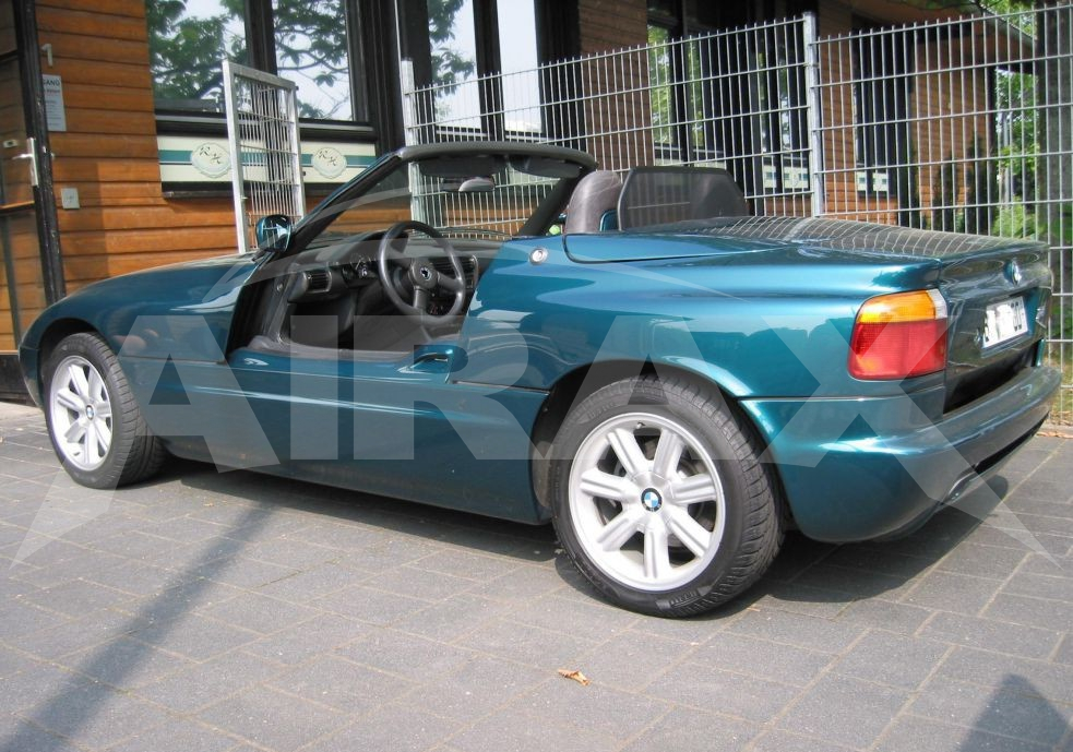 bmw z1 roadster 1991 windschott in schwarz ebay. Black Bedroom Furniture Sets. Home Design Ideas