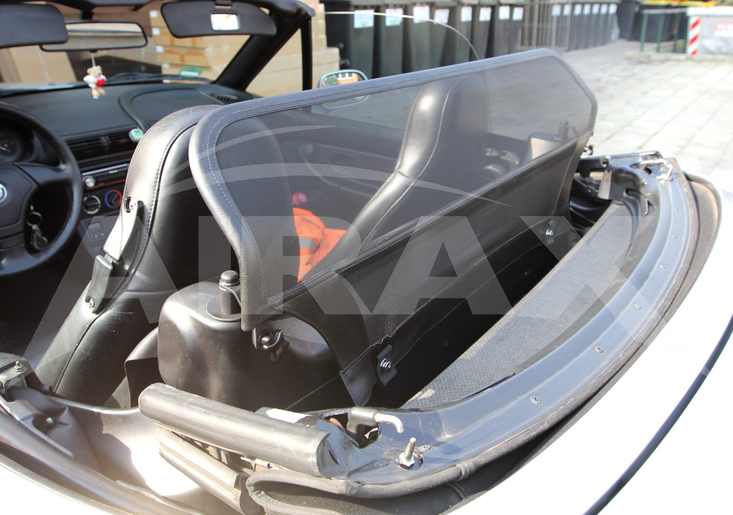 Bmw Z3 Model Year 1996 2002 Wind Deflector For Roadster