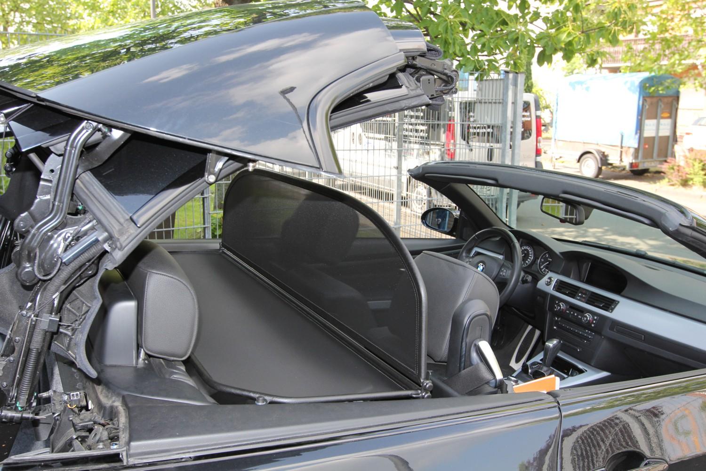 Windschott BMW E93 3er mit Schnellverschluss abschliessbar ...