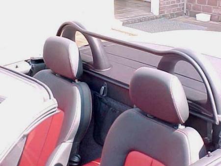 windschott f r mercedes benz slk r171 roadster ab. Black Bedroom Furniture Sets. Home Design Ideas