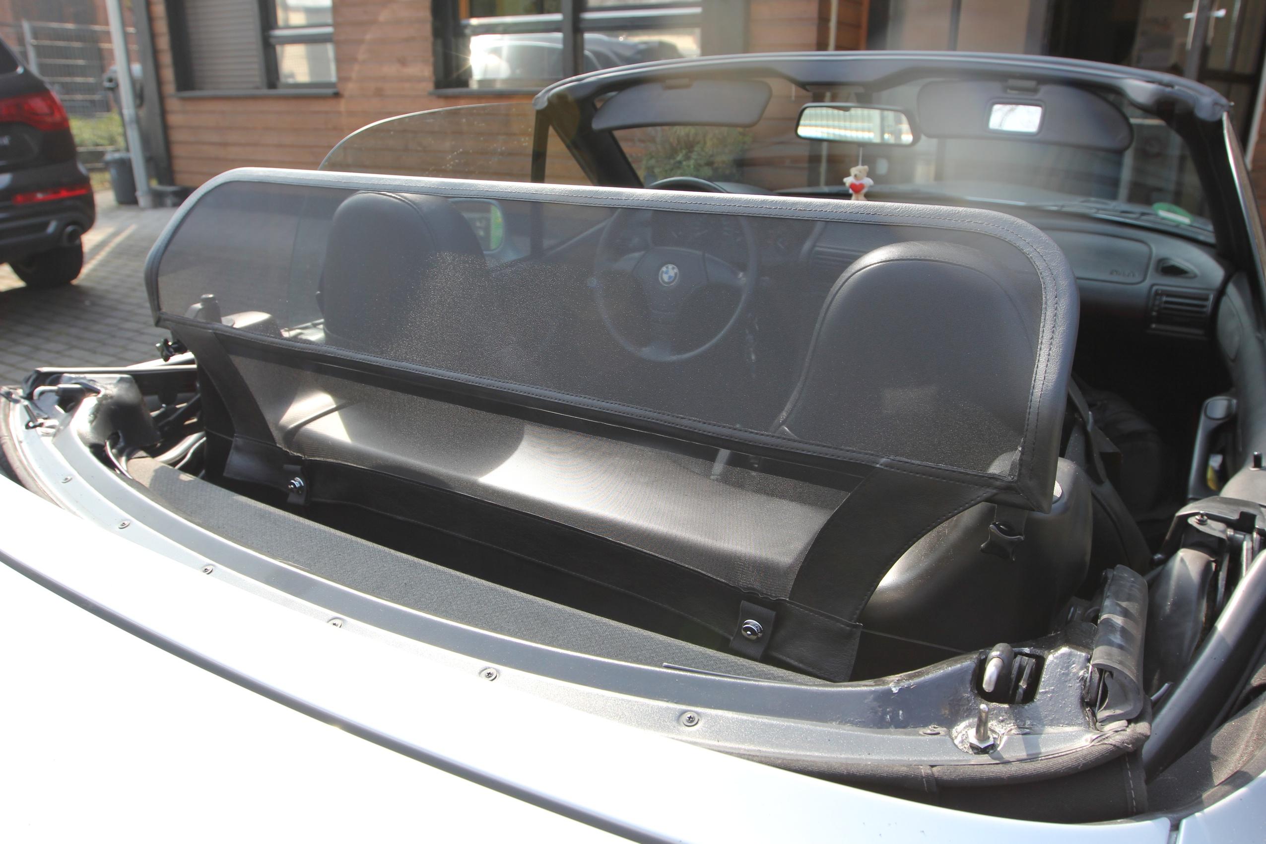 AIRAX BMW Z3 Bj.1995-2003 Windschott für Roadster ohne Überrollbügel