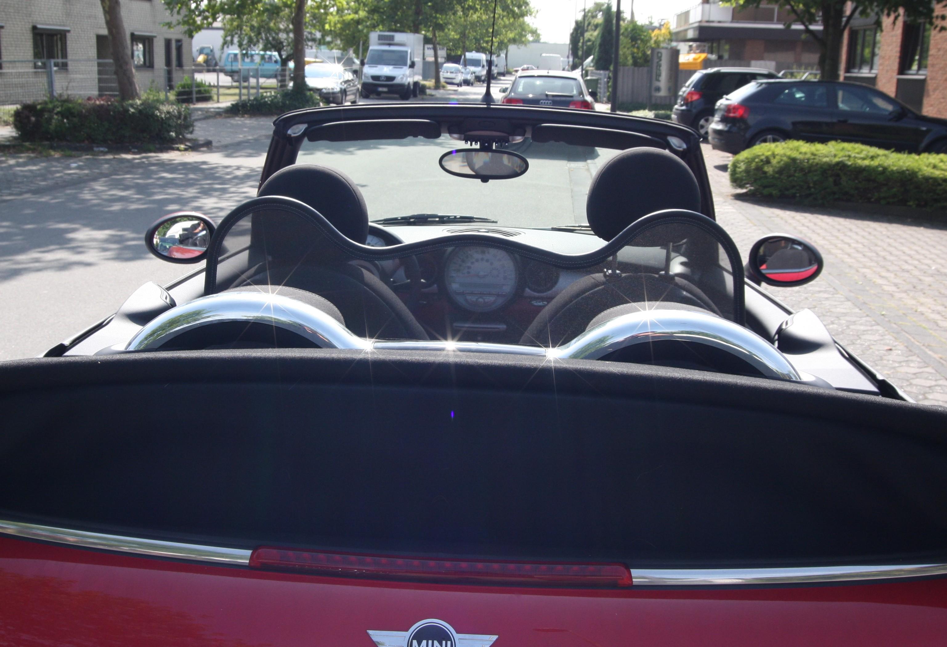 AIRAX Windschott Mini Cooper Cabrio R 52 /& R 57