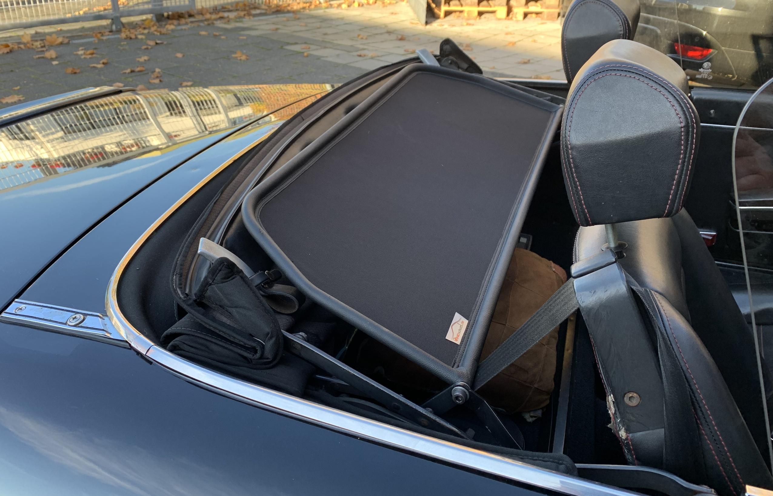 generación bj1964-1994 Airax deflector de viento para Alfa Romeo fastback Spider 115 4