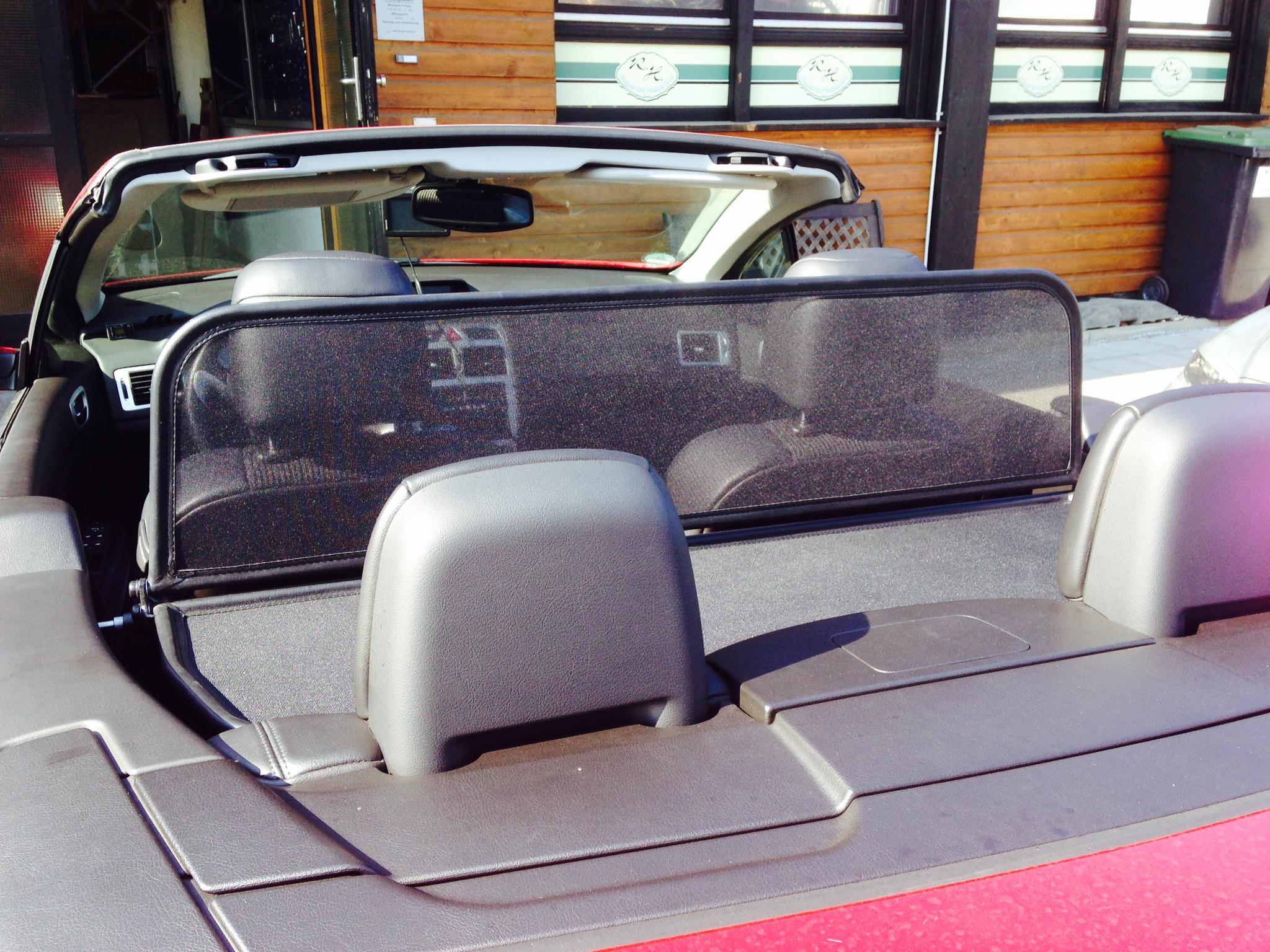 airax windschott tasche peugeot 307 cc schwarz mit. Black Bedroom Furniture Sets. Home Design Ideas