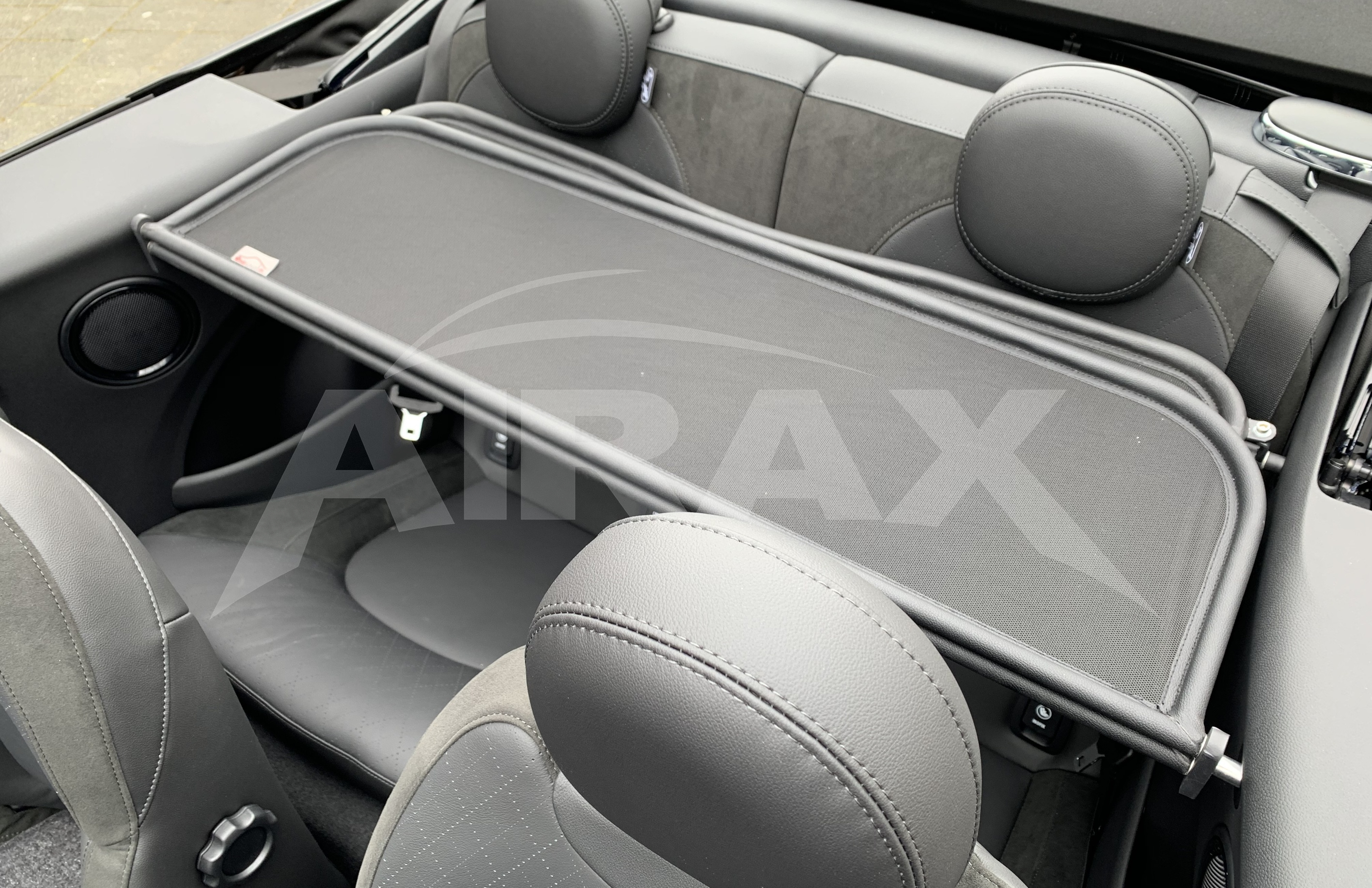AIRAX Windschott Wind deflector Windschermen BMW Mini Convertible F57 14-2019
