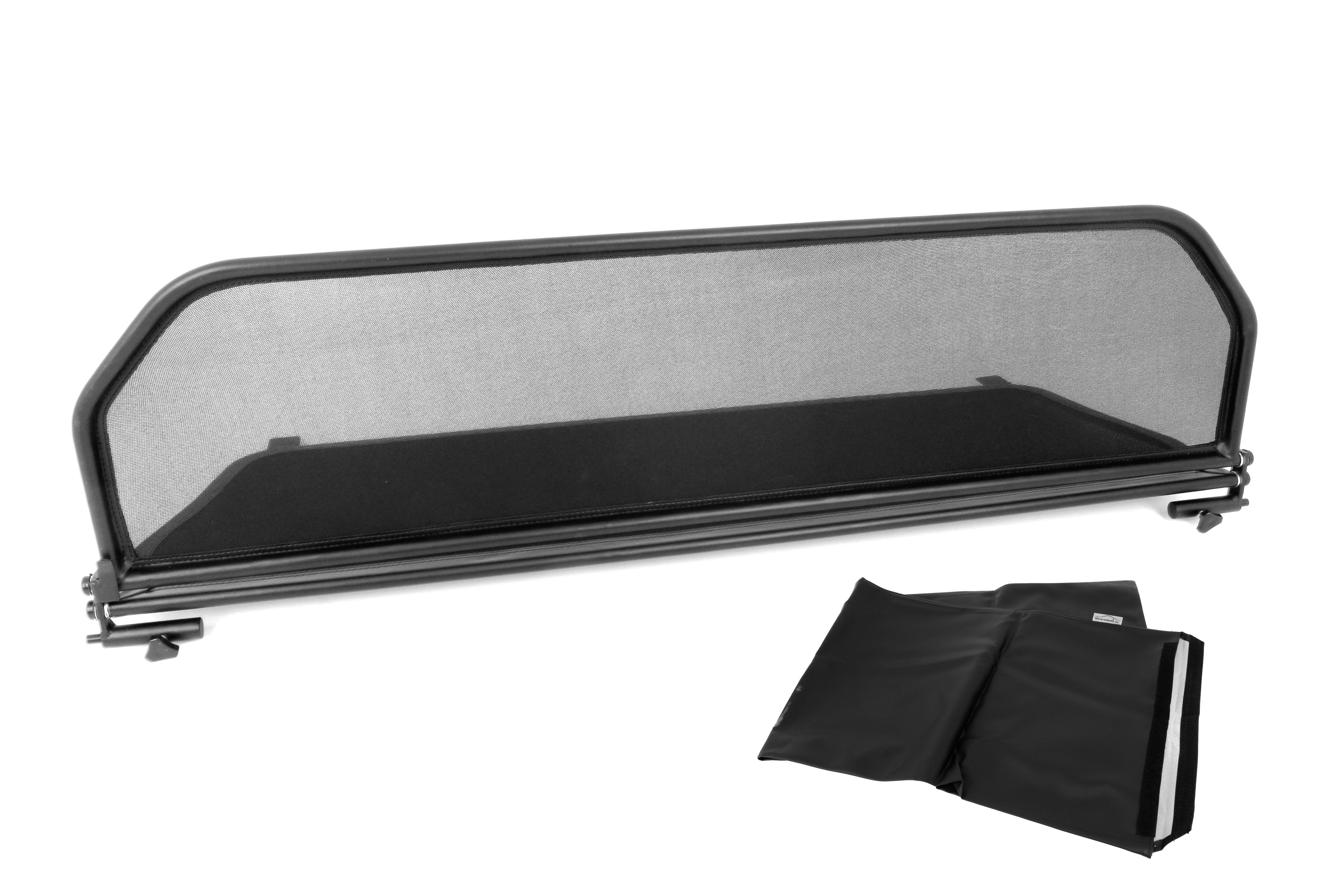 AIRAX Windschott f/ür Carrera 911 Typ 996 /& 997 mit Schnellverschluss