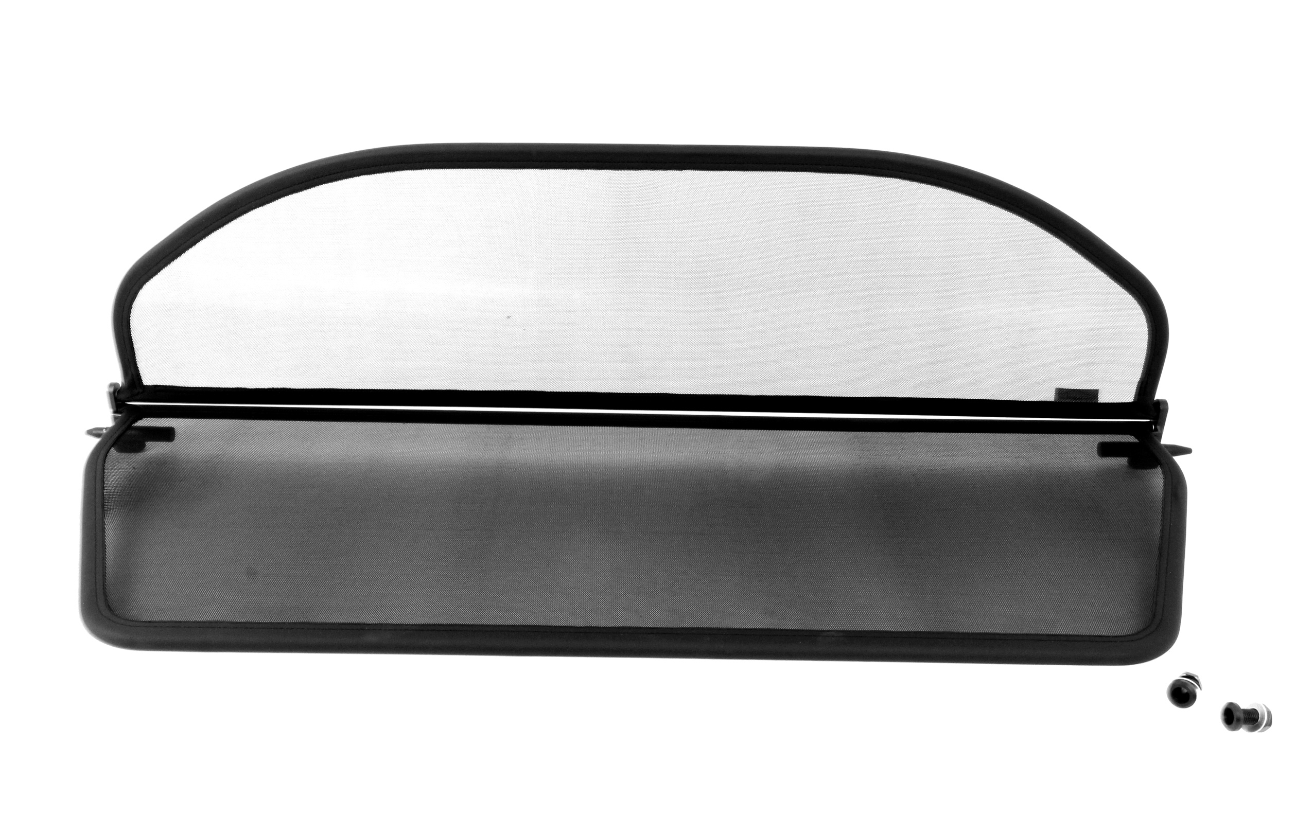 Deflector Viento para Lexus Es Es 250c desde Bj 2009-2013 con Cierre Rápido