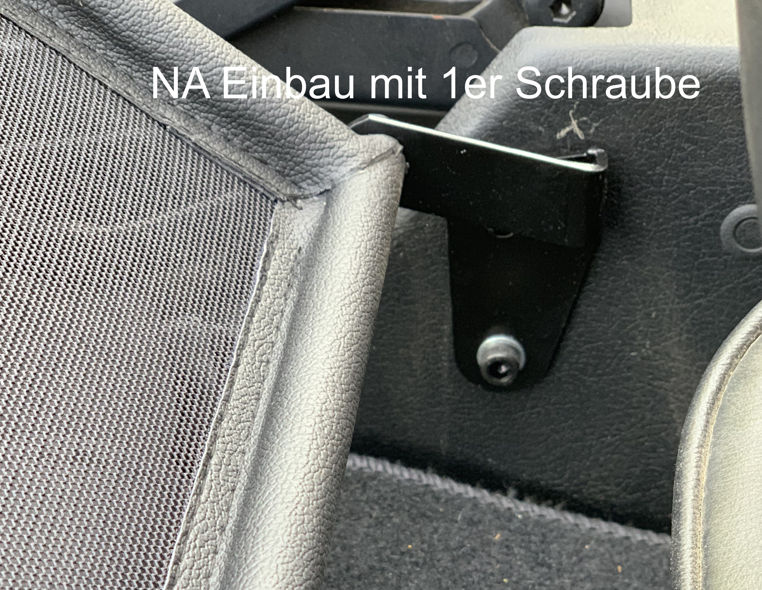Renault Megane Cc Mk2 deflector de viento 2002-2008 Negro Malla