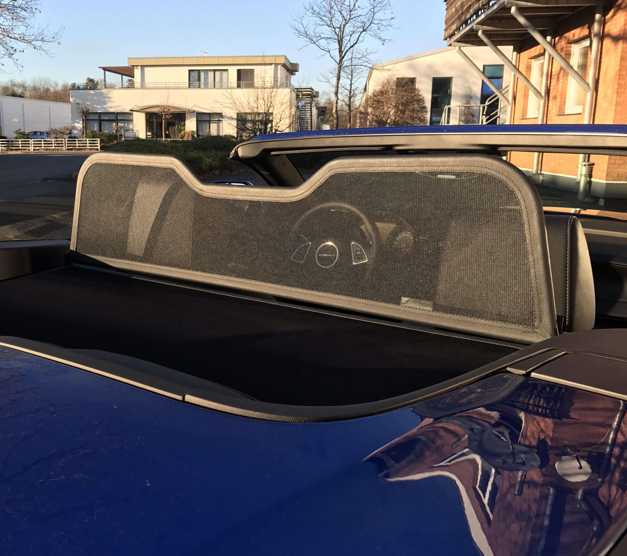 Windschott Für Holden GM Chevrolet Camaro Convertible
