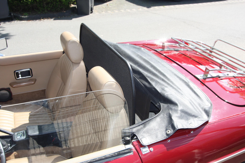 Deflector de viento para MGB convertible año 62-80