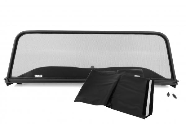 AIRAX Windschott für VW New Beetle Cabrio mit Schnellverschluss und Tasche