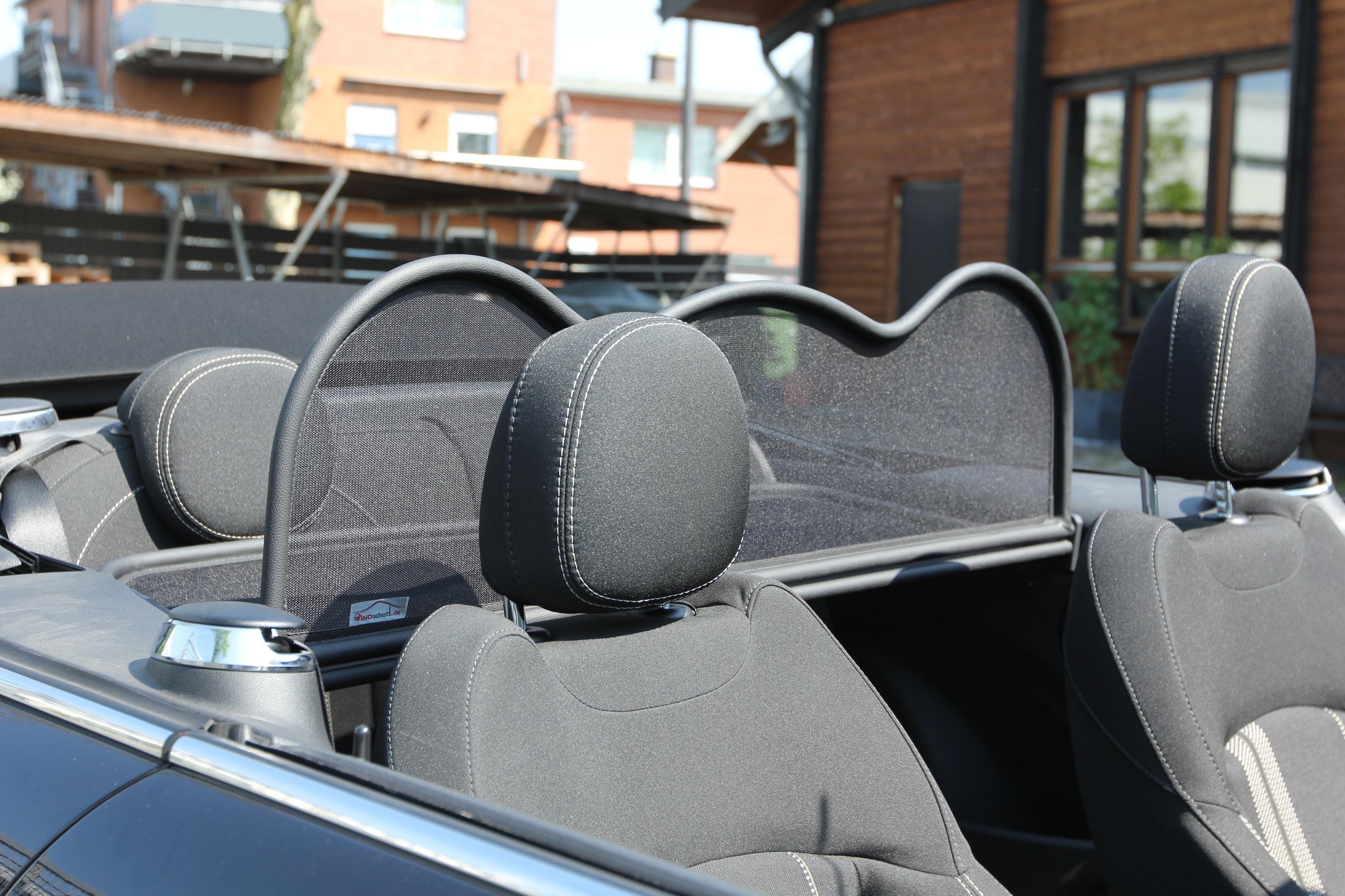 windschott bmw mini cooper cabrio neu mit federsystem. Black Bedroom Furniture Sets. Home Design Ideas