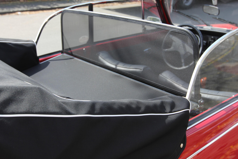 Windschott für Porsche 356 Bj.1948-1955